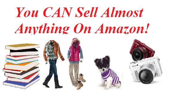 Sell on Amazon to Make Money